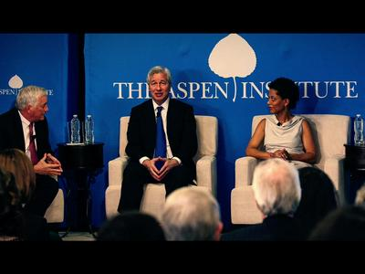 The Aspen Institute | Walter Isaacson | Beyond the Horizon Scenes