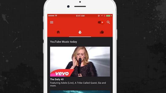 First Impressions Of YouTube's New Music App | TechCrunch