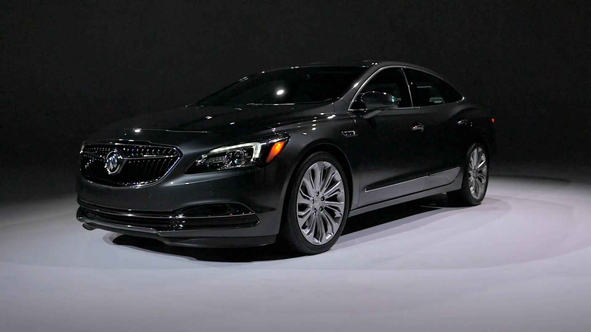 2019 Buick LaCrosse Sport Touring introduced with new look ...