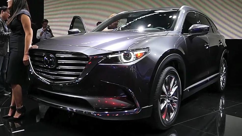 Subaru Ascent Versus Mazda Cx 9 Crossover Comparison Autoblog