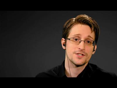 Edward Snowden Breaks Down Mass Surveillance | Beyond The Horizon 10 Scenes