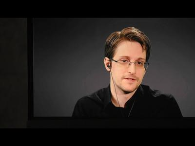 Beyond the Horizon Sneak Peek: Edward Snowden