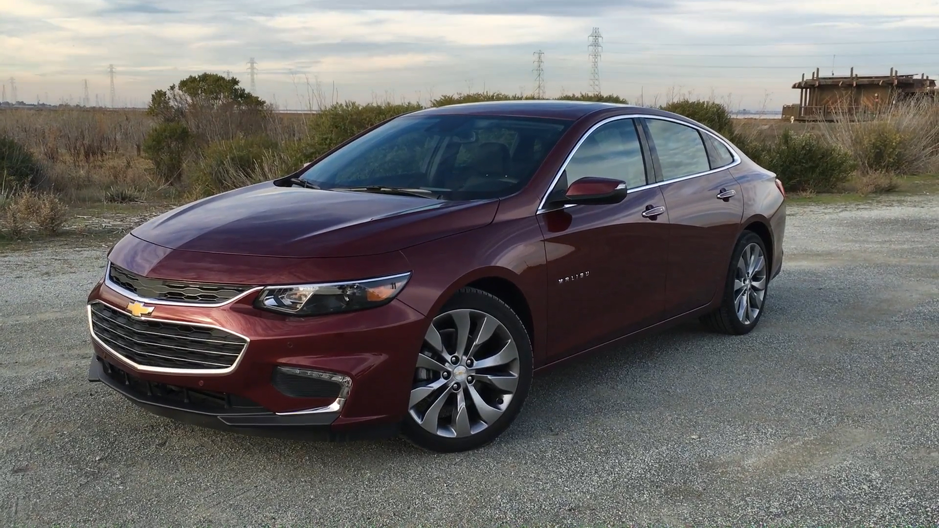 2019 Chevrolet Malibu Caught Hiding Its Facelift Autoblog