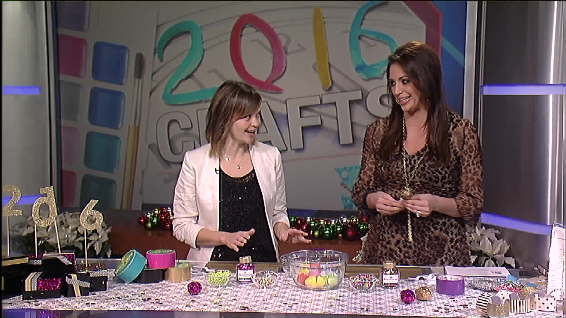 Fun Family Crafts To Do On New Year's Eve