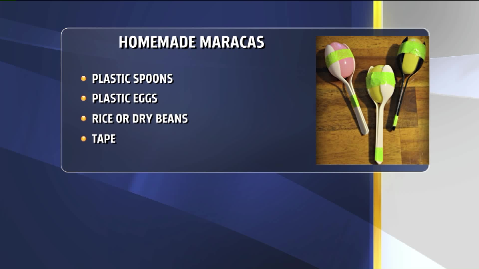 How To Make Homemade Harmonicas & Maracas
