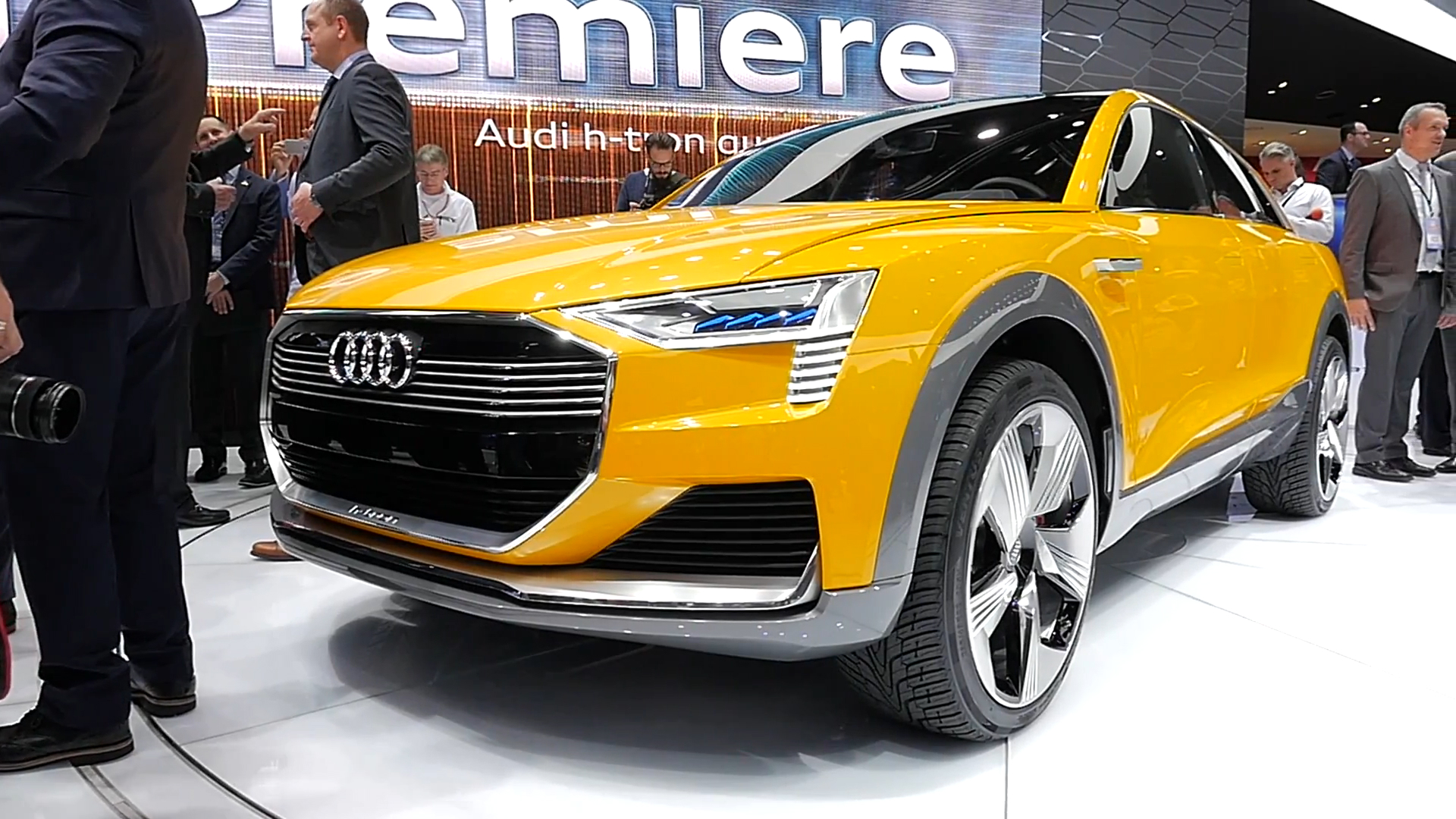 The Super-luxury Audi Q8 Concept Is Coming To The Detroit