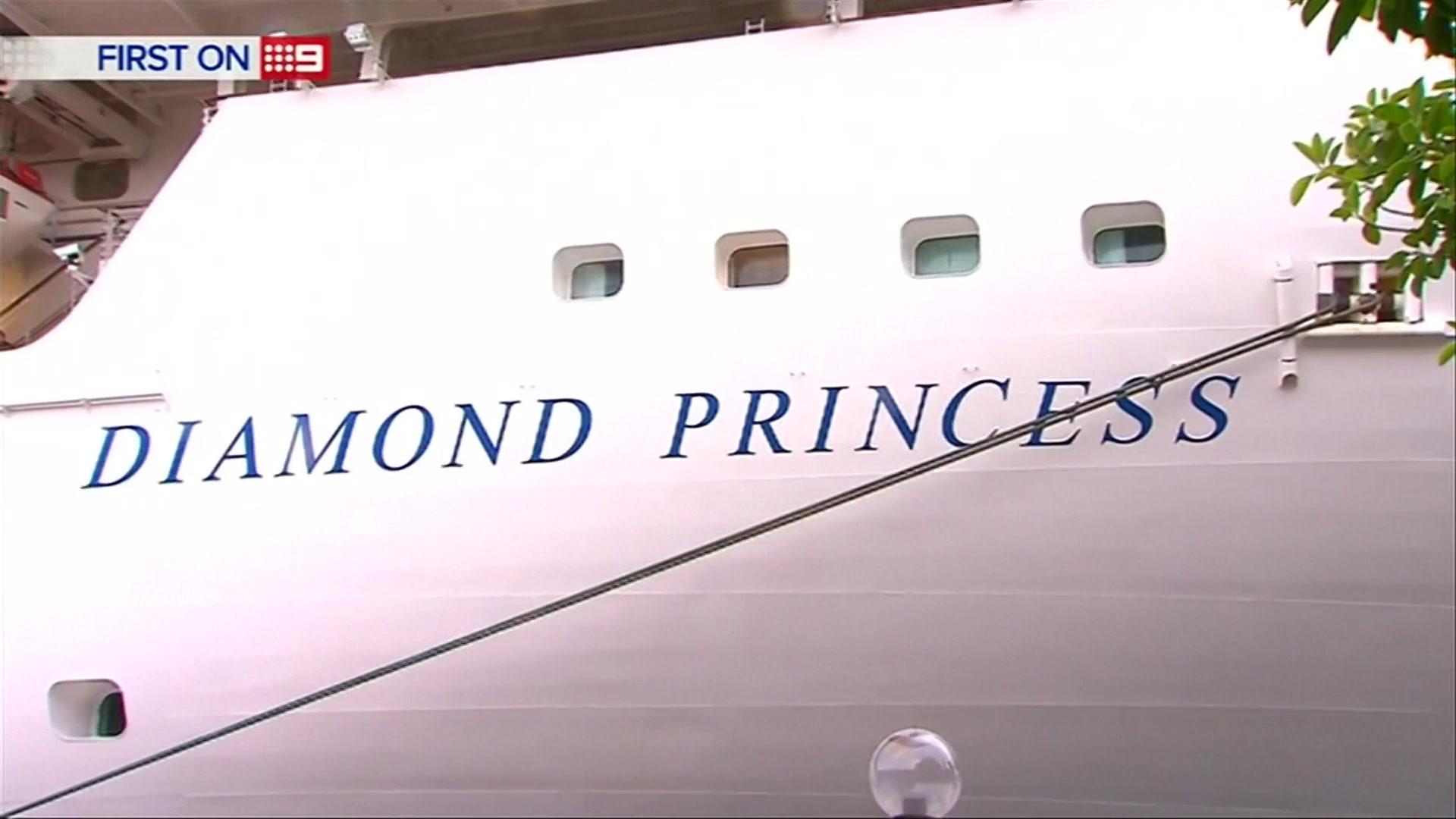 150 People Sick Onboard Cruise Ship in Australia [Video ...