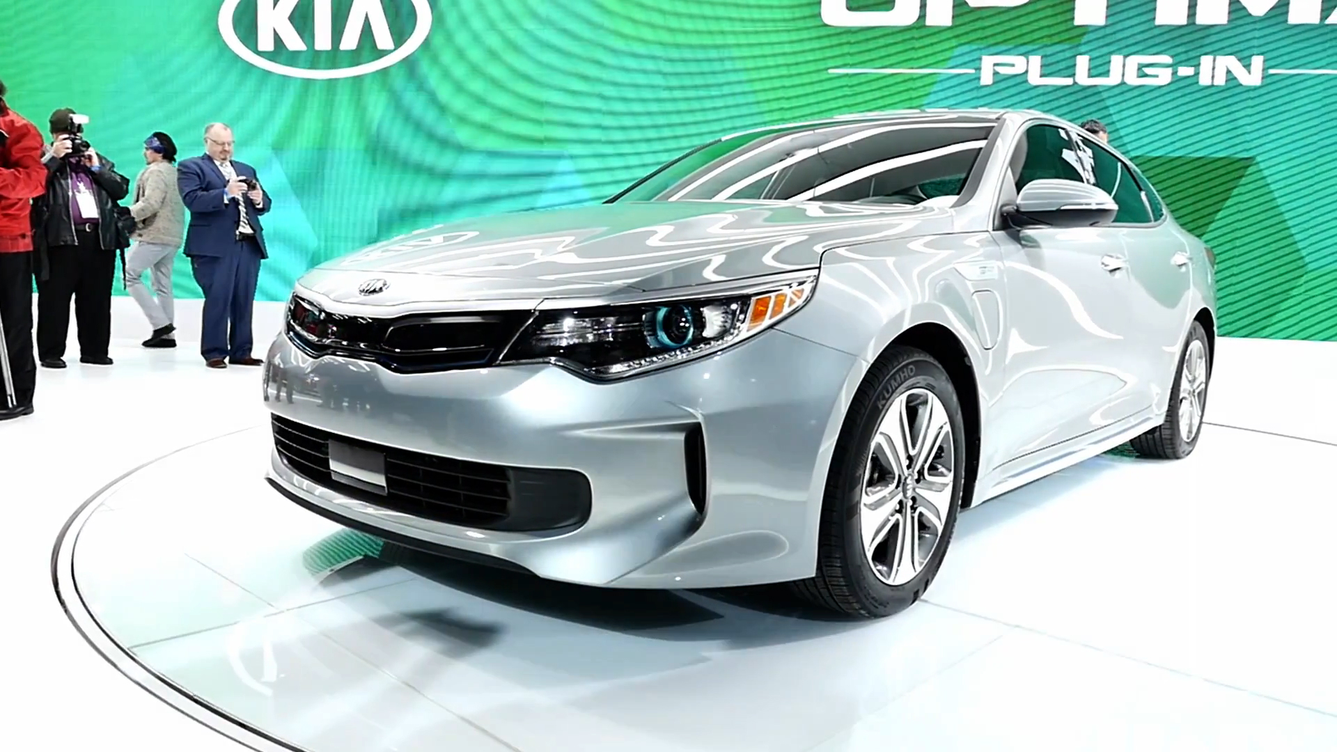 2017 Kia Optima Hybrid Photos