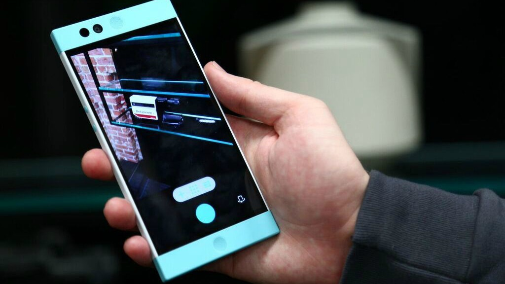 NextBit's Robin Cloud-First Android Smartphone