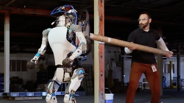 This Incredible Suit Lets You Control Your Very Own Robot