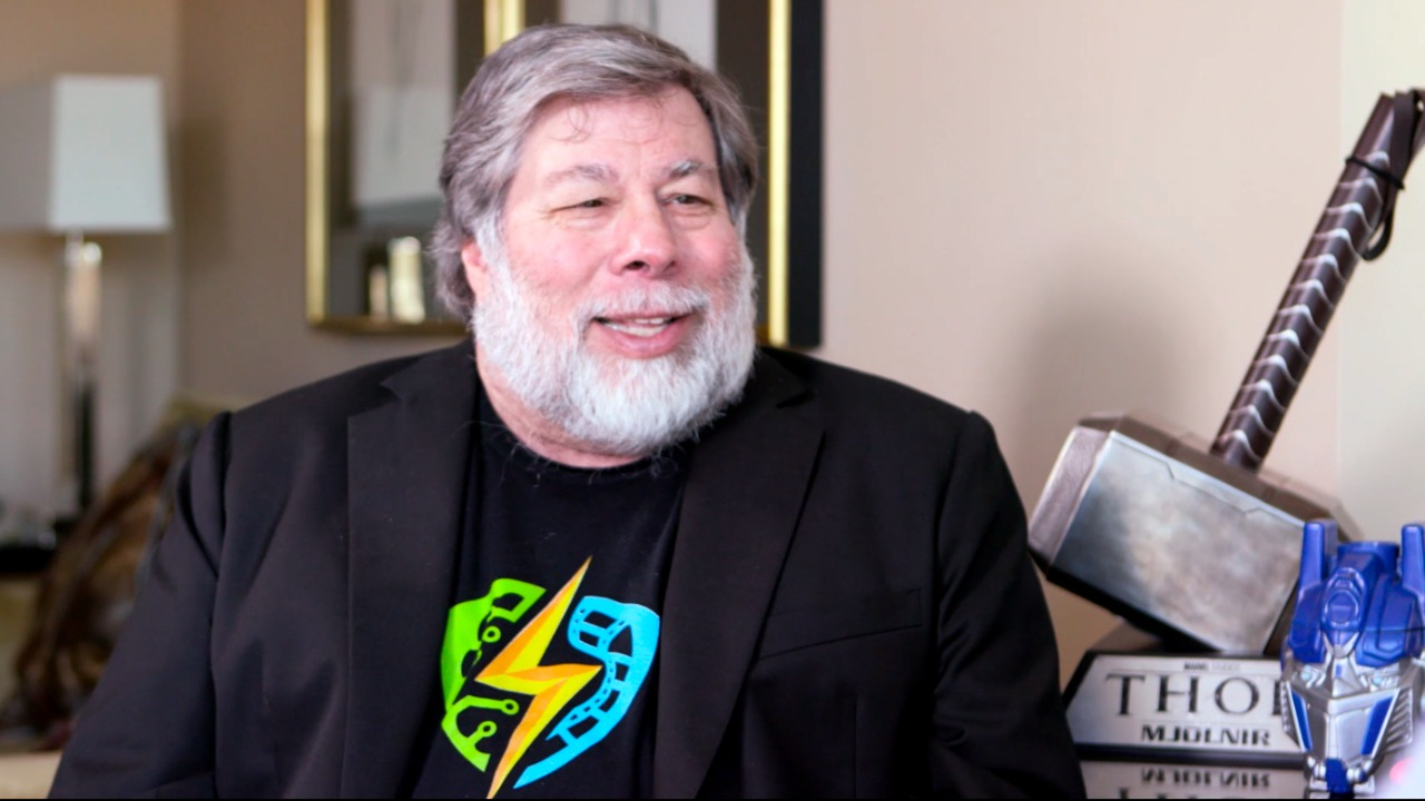 Steve Wozniak Is Bringing Comic Con To Silicon Valley