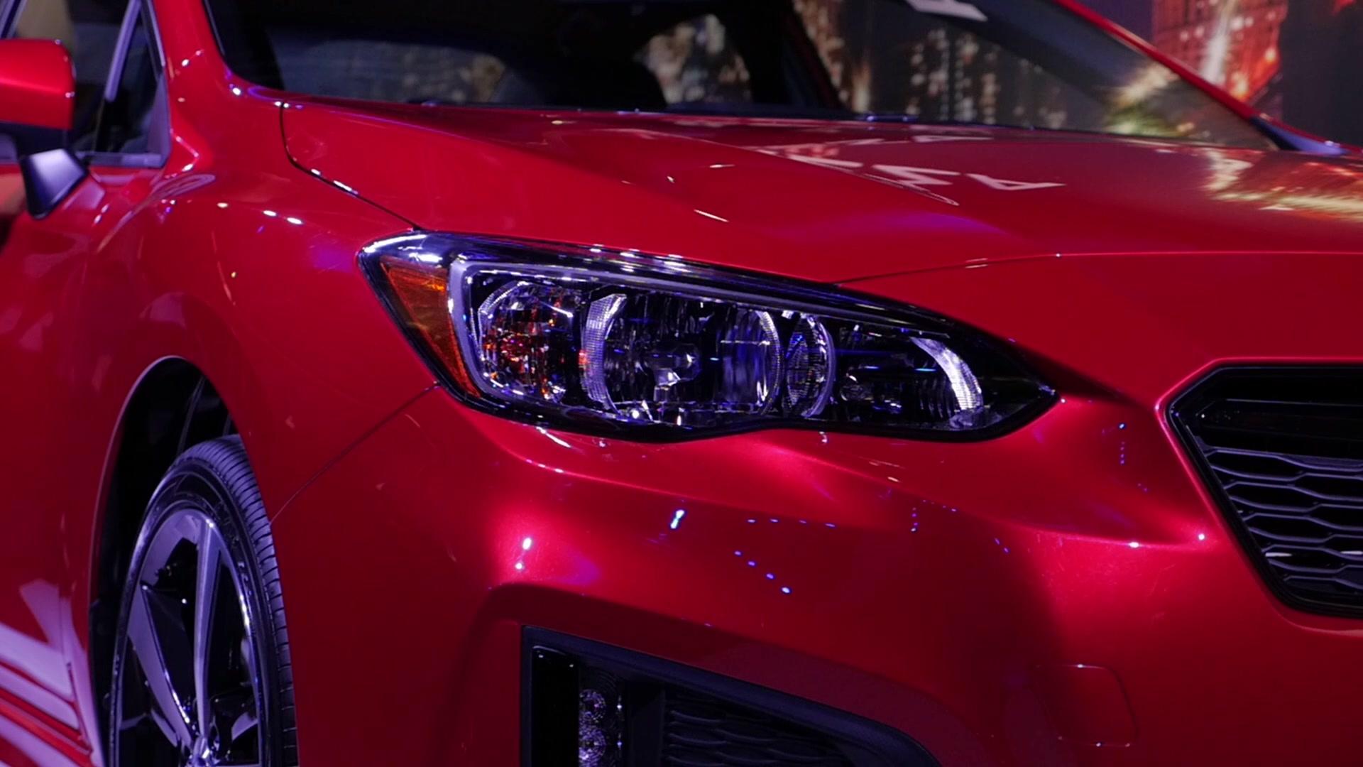 Subaru Secures Permit To Test Selfdriving Car In California Autoblog - Subaru car show california