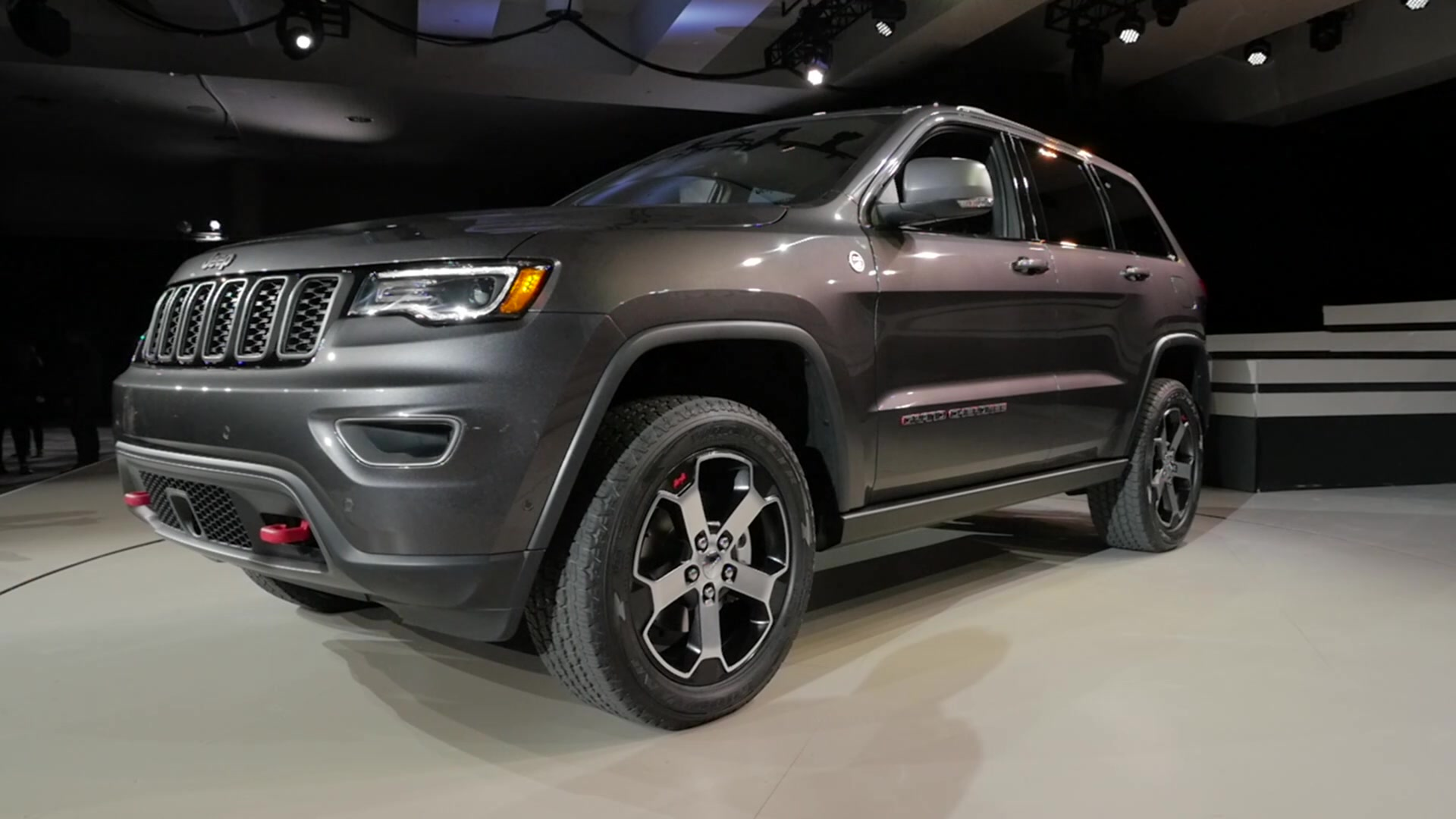 2017 Jeep Grand Cherokee Interior Colors
