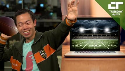 Twitter Teams Up With The NFL | Crunch Report