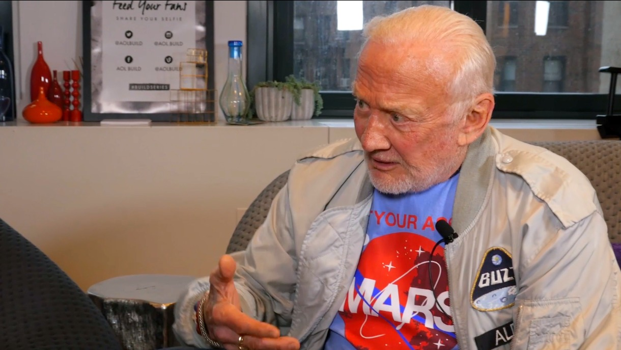 Buzz Aldrin: No Dream Is Too High