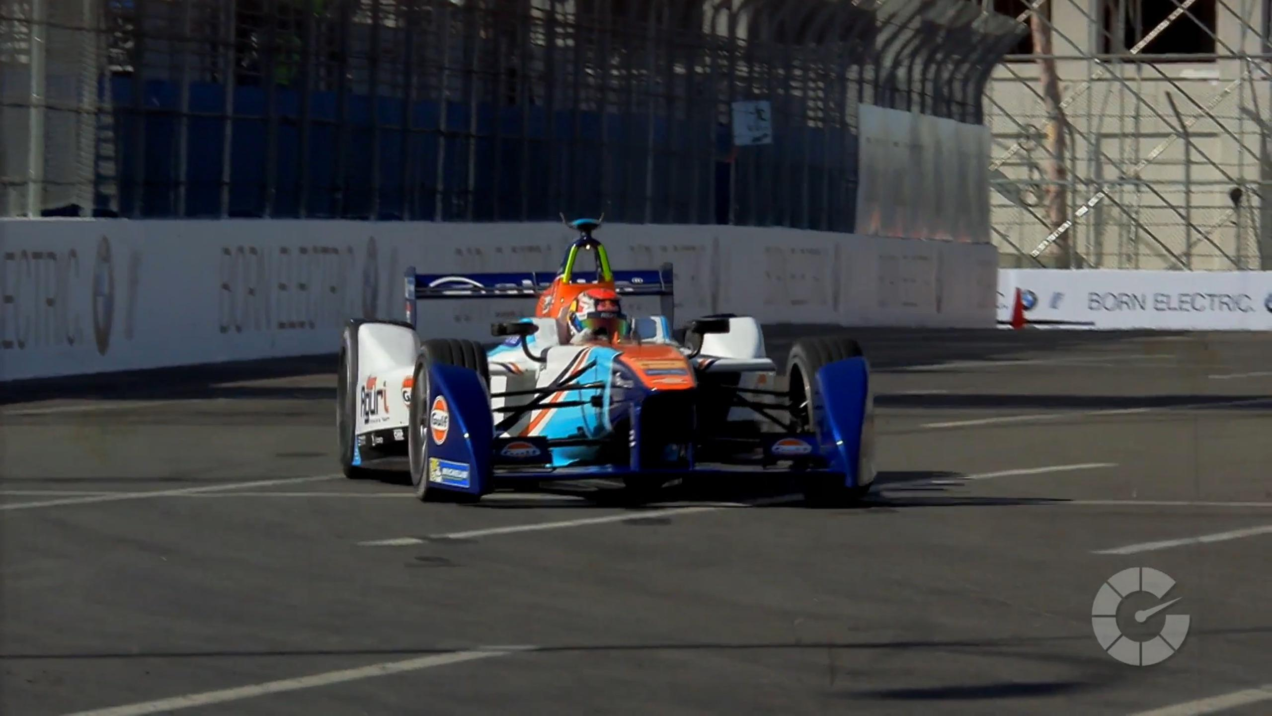 Formula E is on track financially with NYC race coming up  Autoblog