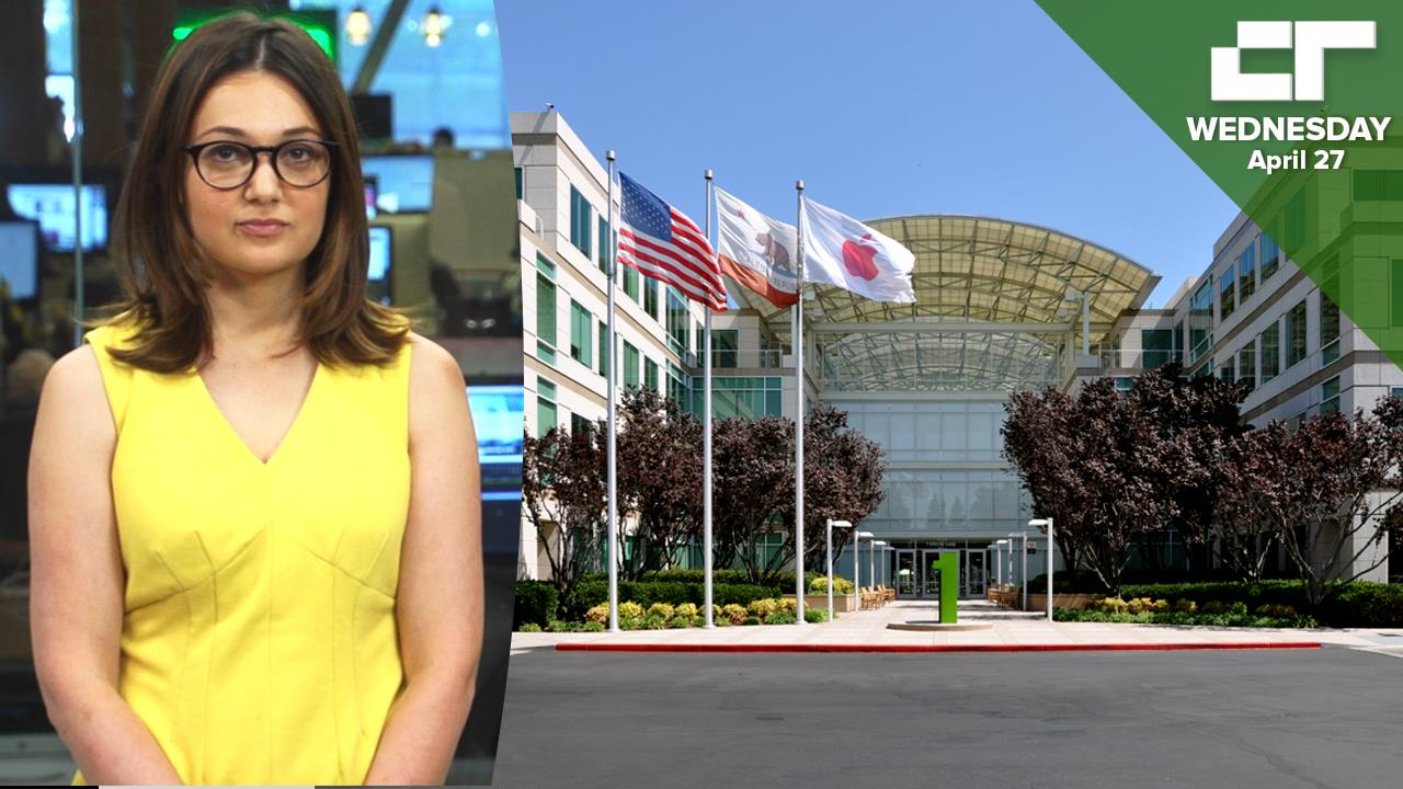 Dead Body at Apple | Crunch Report