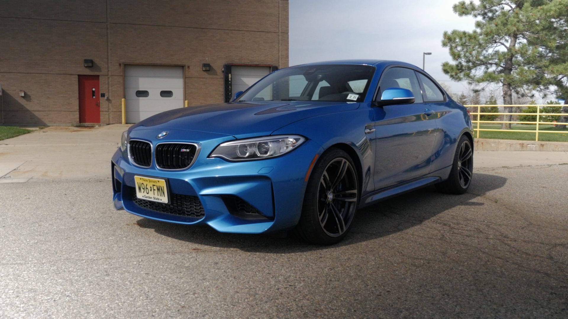Listen To The V8 Howl Of This Modified Bmw 135i On Jay