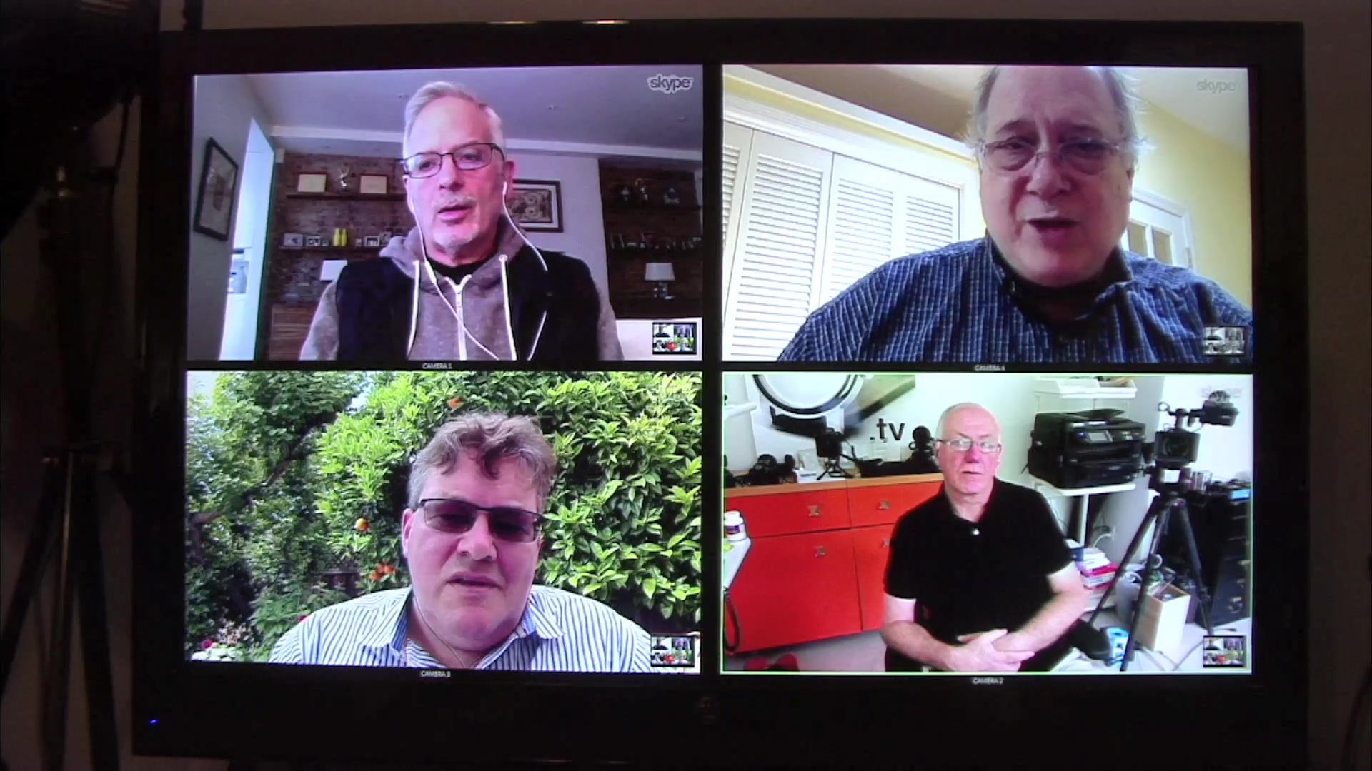 Gillmor Gang: Over The Top