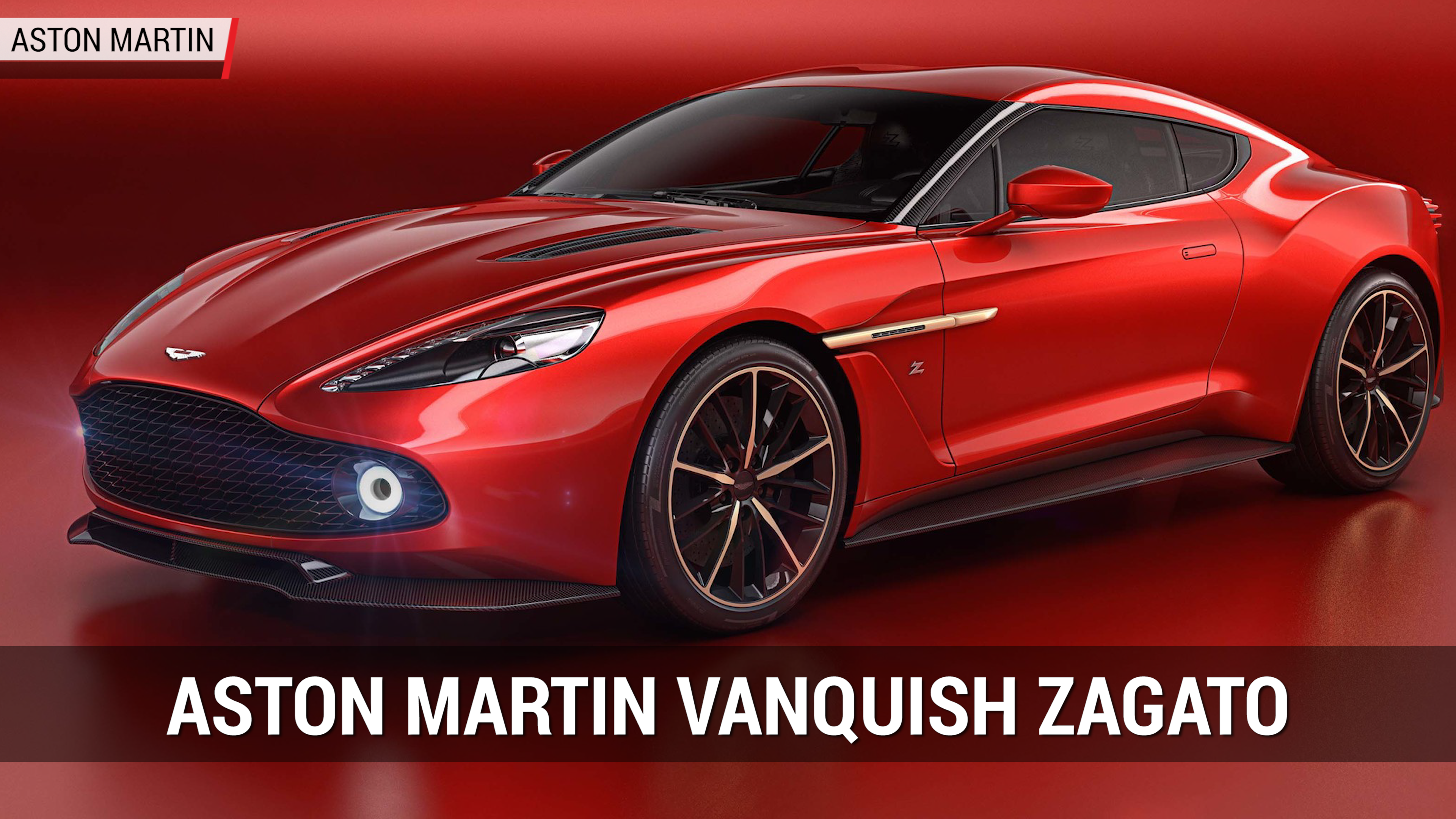 Aston Martin S Vanquish S Red Arrow Aerobatics Special Edition Is A