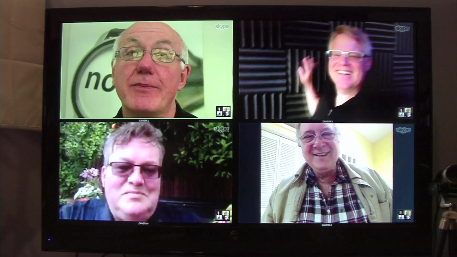 Gillmor Gang: Rubber Room