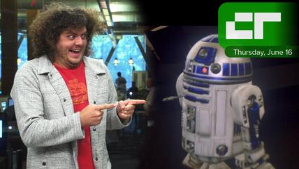 Magic Leap Brings Star Wars to Life | Crunch Report