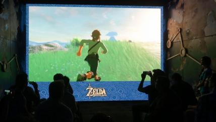 Nintendo goes all in with Zelda at E3