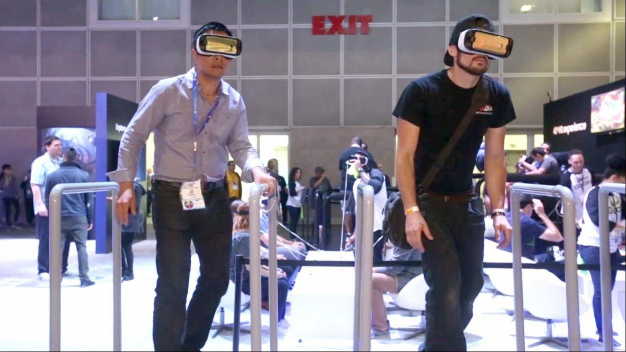 Strap in to VR motion experiences with D-Box