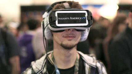 Naughty America Embraces VR