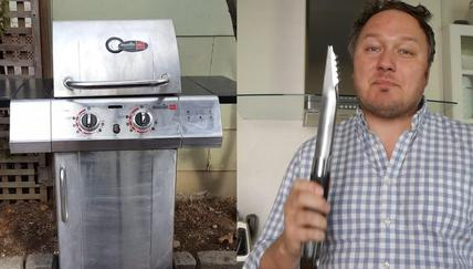 Doug buys a grill made for incompetent yuppies