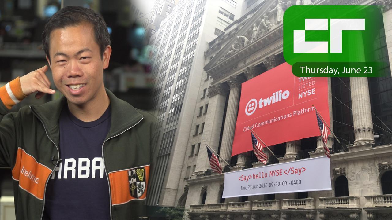 Twilio Goes Public | Crunch Report