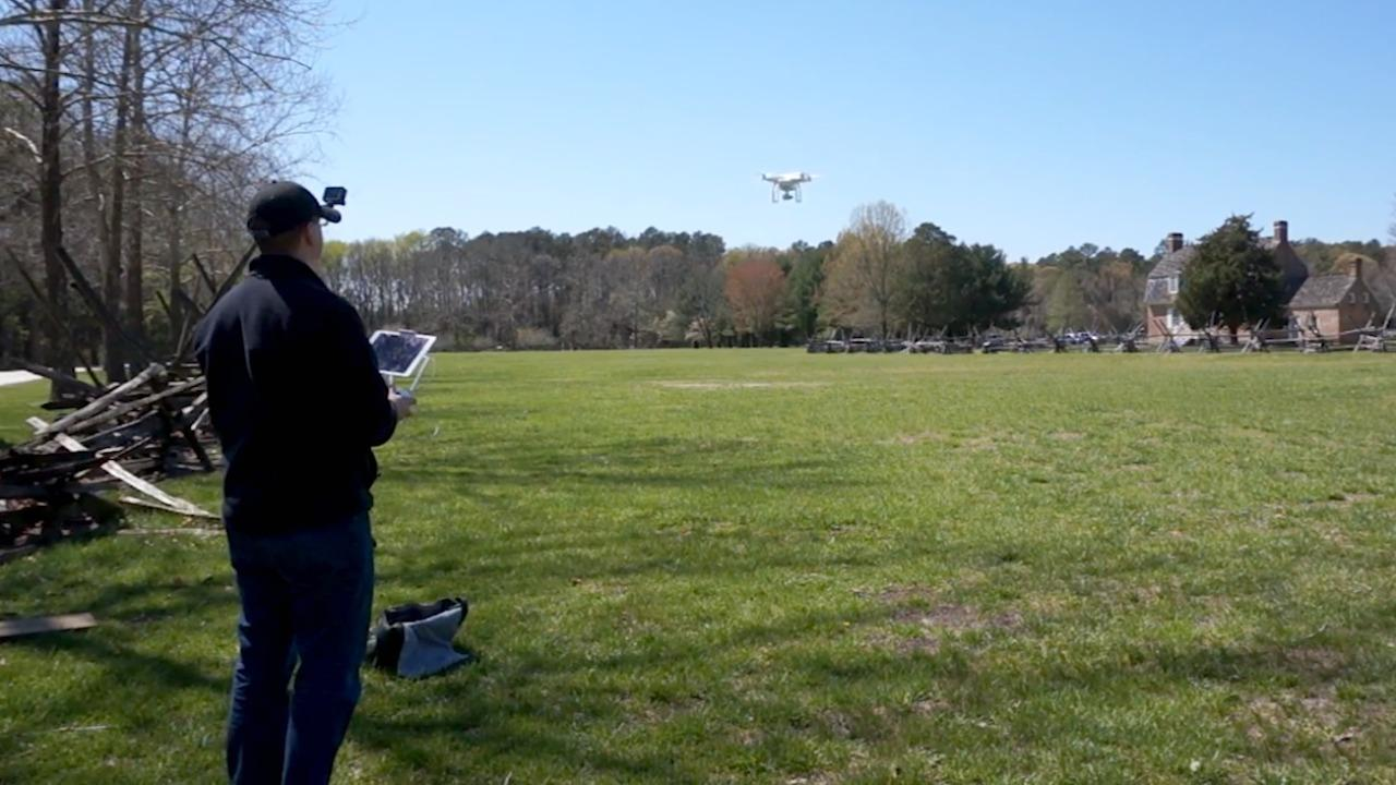 IBM Skylink connects drones to the IBM Cloud in real time