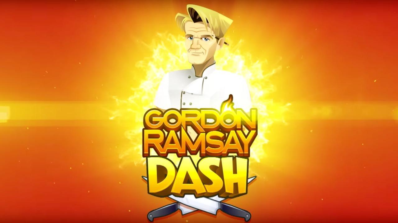 Behind Glu's Gordon Ramsay Dash Game