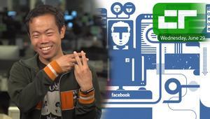Facebook Tweaks News Feed   Crunch Report