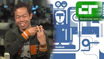 Facebook Tweaks News Feed | Crunch Report