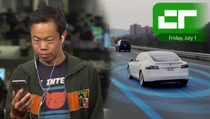 NHTSA Investigates Tesla Crash | Crunch Report