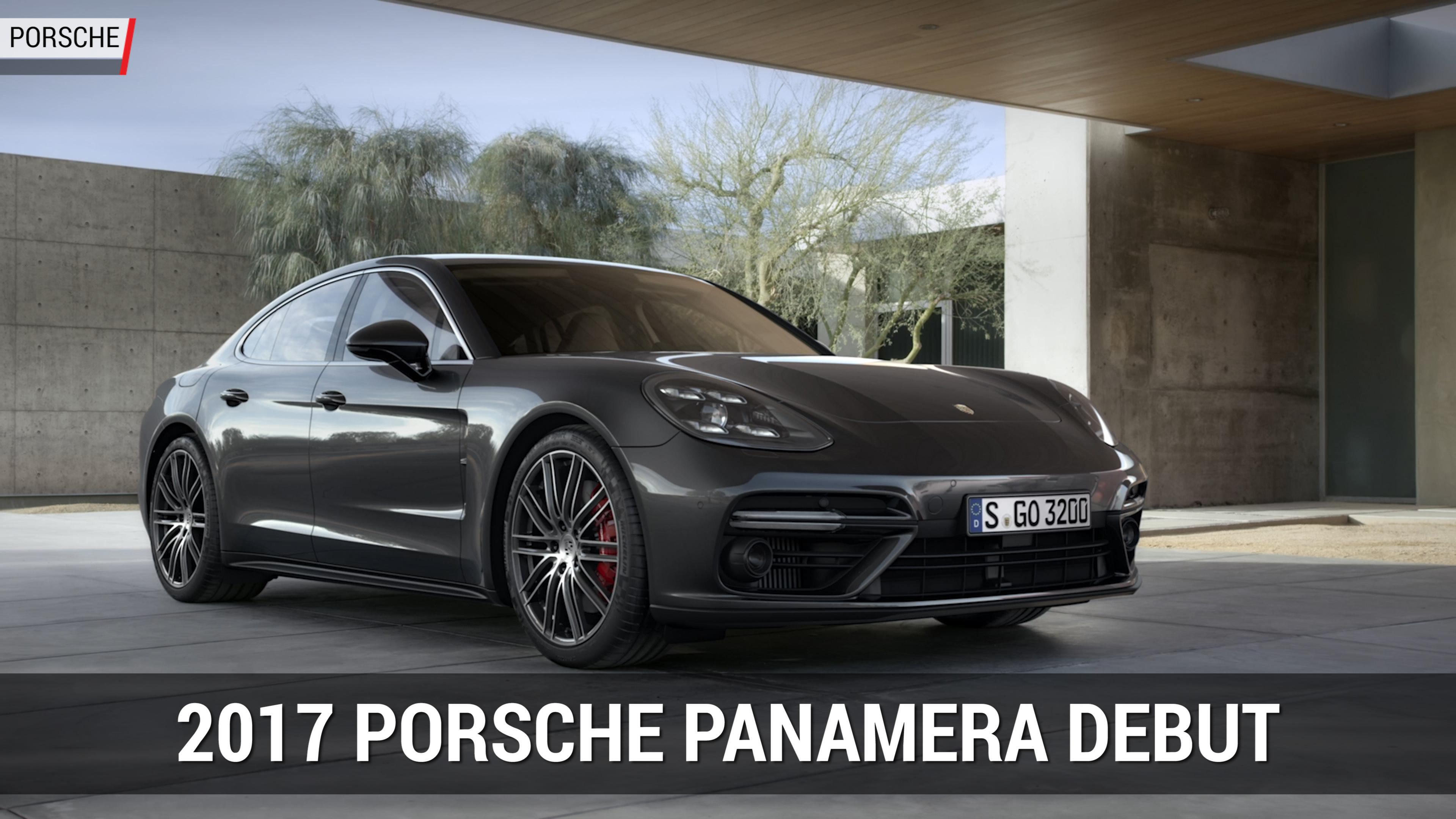 the new porsche panamera sport turismo goes green with hybrid power autoblog. Black Bedroom Furniture Sets. Home Design Ideas