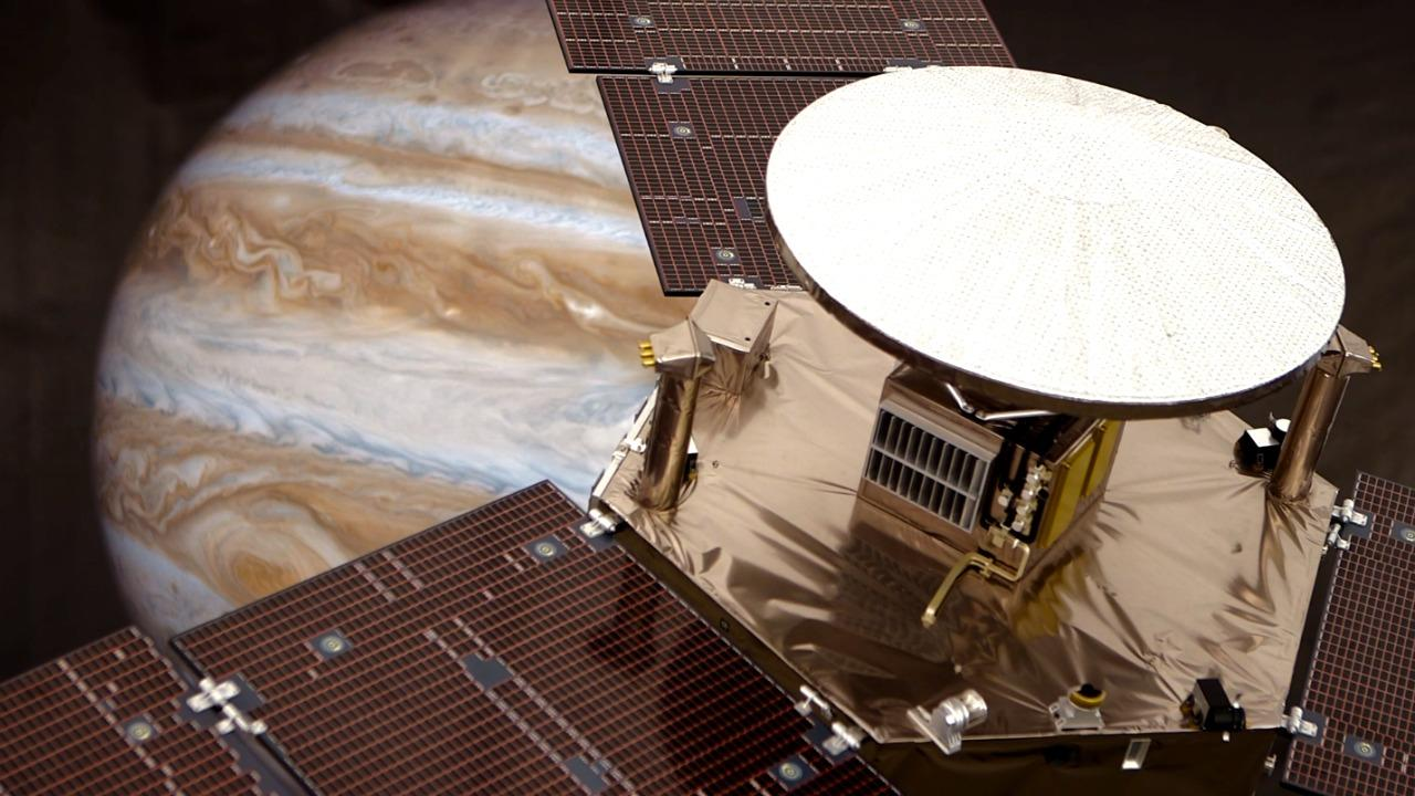 The tech behind NASA's Juno probe