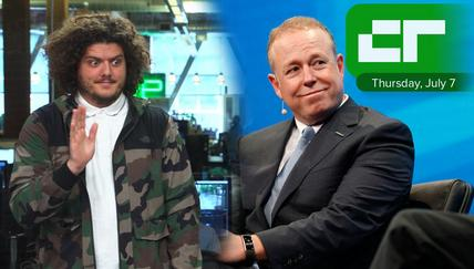Microsoft COO Leaving Company | Crunch Report
