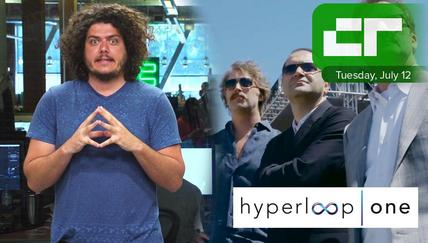 Hyperloop One Founders Lawsuit | Crunch Report