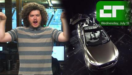 More Affordable Tesla Model X | Crunch Report