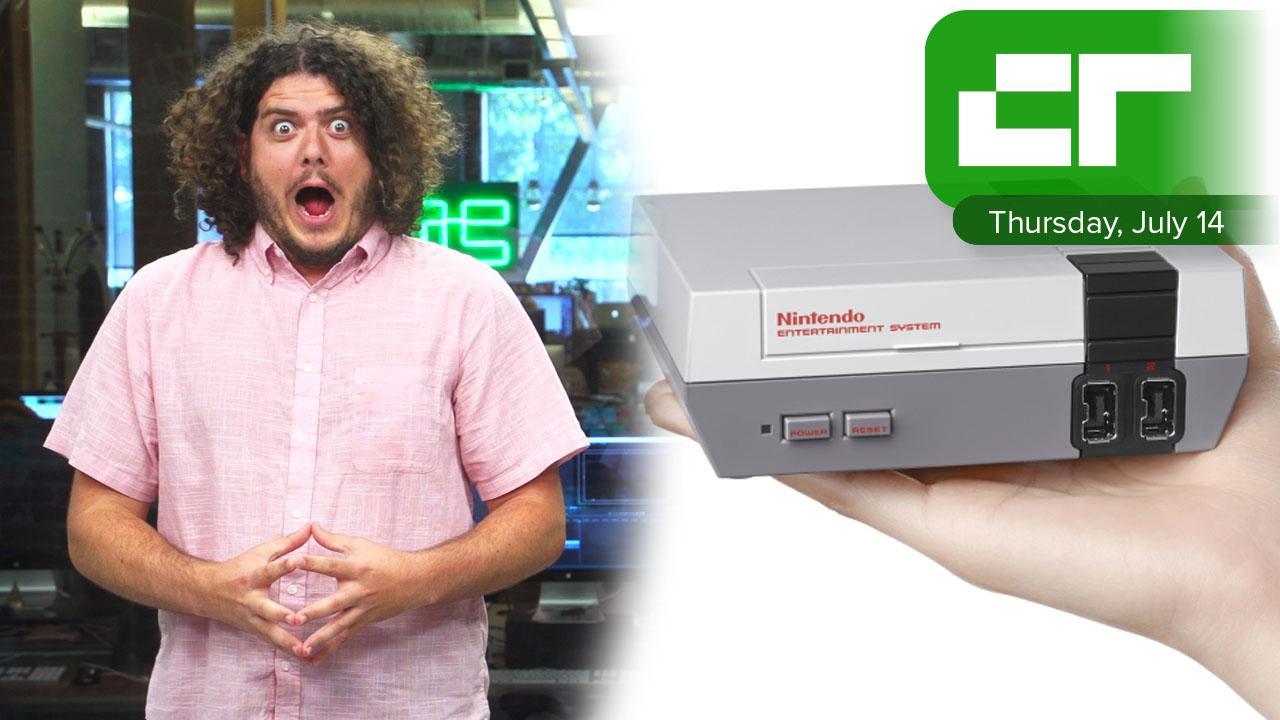 Nintendo is Relaunching the NES | Crunch Report