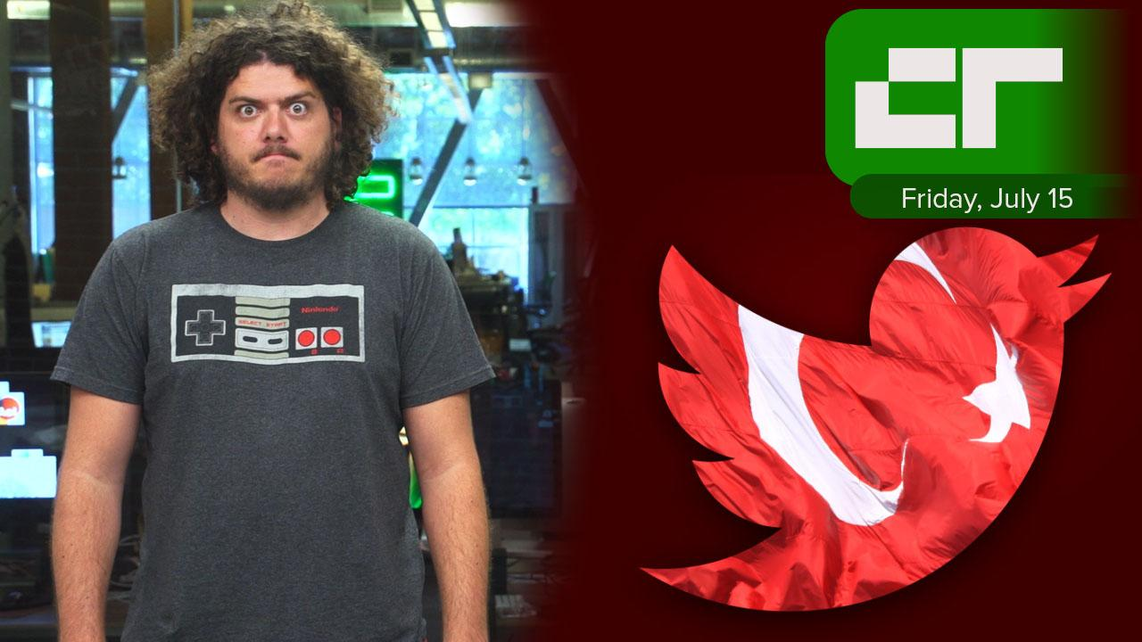 Coup Attempt in Turkey Blocks Social Media | Crunch Report