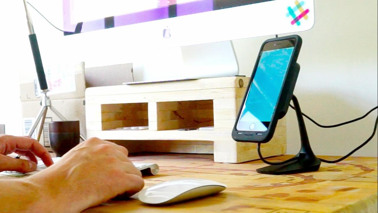 Mophie Charge Force hands on