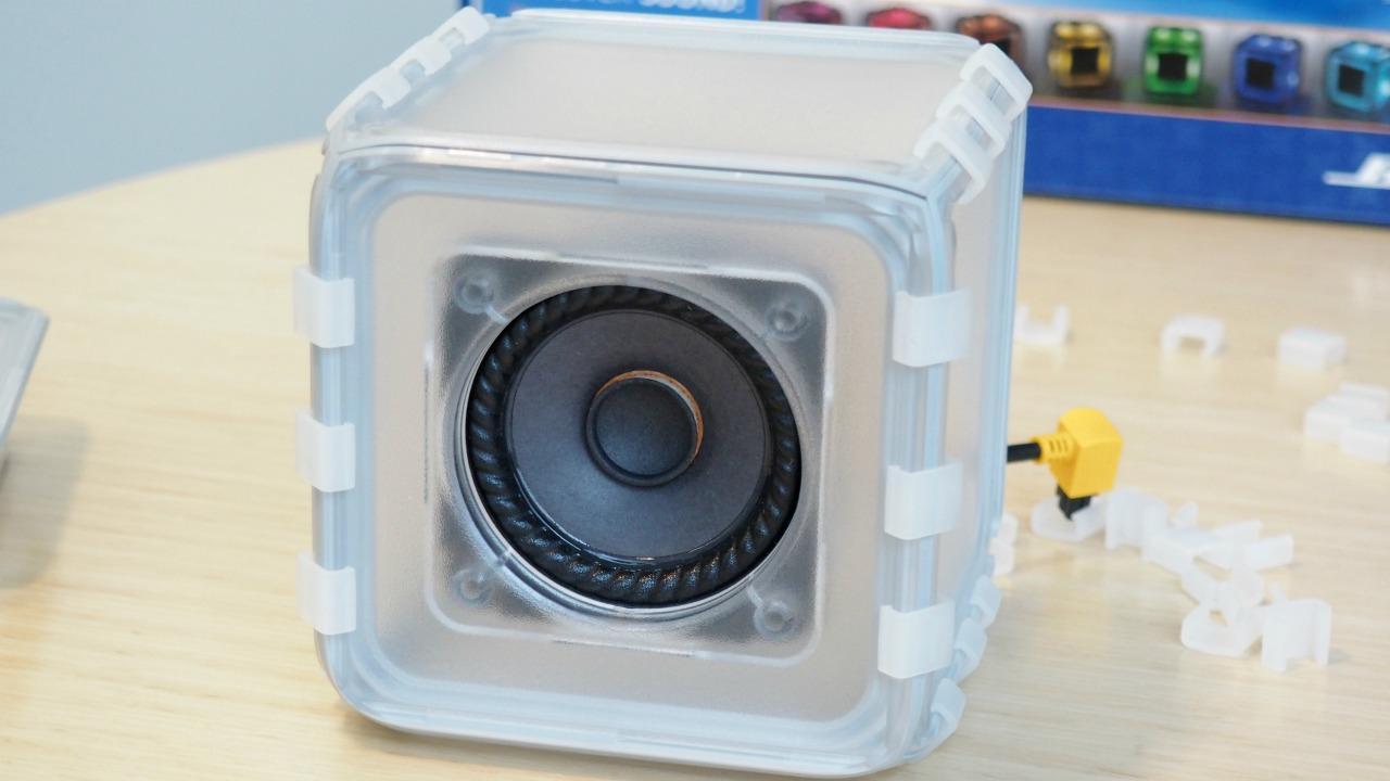 Building Bose's Speaker Cube
