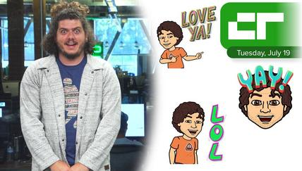 Using Bitmoji in Snapchat | Crunch Report