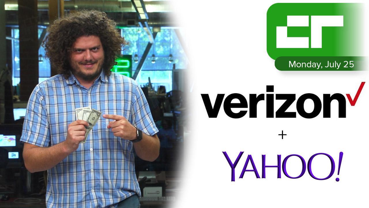 Verizon Buys Yahoo | Crunch Report