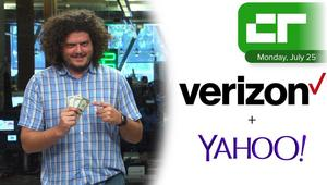 Verizon Buys Yahoo | Crunch Report