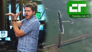 Solar Impulse 2 Completes Record Flight | Crunch Report
