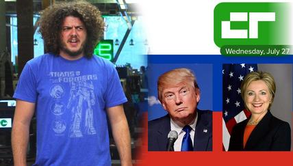 Trump Asks Russia to Hack Hillary | Crunch Report